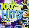 VARIOUS ARTISTS - 100% HITS 2014 VOL.1 (Compact Disc)