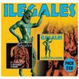 ILEGALES - EL APOSTOL DE LA LUJURIA/CORAZON DE UN ANIMAL EXTR (Compact Disc)