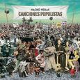 VEGAS, NACHO - CANCIONES POPULISTAS -EP- (Disco Vinilo LP)