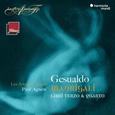 LES ARTS FLORISSANTS - GESUALDO MADRIGALI LIBRI TERZO & QUARTO (Compact Disc)