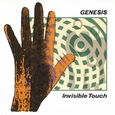 GENESIS - INVISIBLE TOUCH (Disco Vinilo LP)