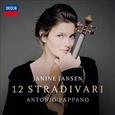 JANSEN, JANINE - 12 STRADIVARI (Compact Disc)