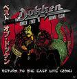DOKKEN - RETURN TO THE EAST LIVE.. (Disco Vinilo LP)