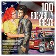VARIOUS ARTISTS - 100 ROCKABILLY GREATS (Compact Disc)