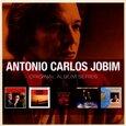 JOBIM, ANTONIO CARLOS - ORIGINAL ALBUM SERIES (Compact Disc)