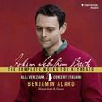 ALARD, BENJAMIN - BACH: COMPLETE WORKS FOR KEYBORAD 4 (Compact Disc)
