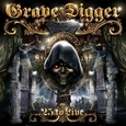 GRAVE DIGGER - 25 TO LIVE -CD+DVD- (Compact Disc)