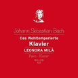 BACH, JOHANN SEBASTIAN - DAS WOHLTEMPERIERTE KLAVIER (Compact Disc)