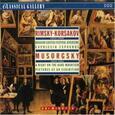 RIMSKY-KORSAKOV, NIKOLAI - MOEDST MUSORGSKY (Compact Disc)