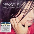TEXAS - GREATEST HITS + DVD (Compact Disc)