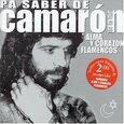 CAMARON DE LA ISLA - PA SABER DE CAMARON (Compact Disc)
