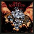 ROBERTSON, BRIAN - DIAMONDS AND DIRT (Compact Disc)