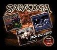SARATOGA - TIERRA DE LOBOS -PACK- (Compact Disc)