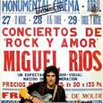 RIOS, MIGUEL - CONCIERTO DE ROCK Y AMOR + CD (Disco Vinilo LP)