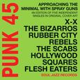 VARIOUS ARTISTS - PUNK 45: APPROACHING THE MINIMAL WITH SPRAY GUNS (Disco Vinilo  7')