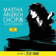 ARGERICH, MARTHA - CHOPIN =BOX= (Compact Disc)