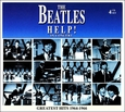BEATLES - HELP! IN CONCERT, GREATEST HITS 64-66 (4CD BOXSET) (Compact Disc)