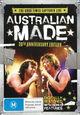VARIOUS ARTISTS - AUSTRALIAN MADE-ANNIVERS- (Digital Video -DVD-)