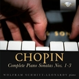 CHOPIN, FREDERIC - SONATAS 1-3 (Compact Disc)