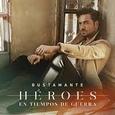 BUSTAMANTE, DAVID - HEROES EN TIEMPOS DE GUERRA (FIRMADO) (Compact Disc)