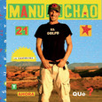CHAO, MANU - LA RADIOLINA + CD (Disco Vinilo LP)