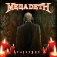 MEGADETH - TH1RT3EN (Disco Vinilo LP)