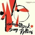 MONK, THELONIOUS - THELONIOUS MONK & SONNY ROLLINS (Compact Disc)