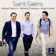 CAPUÇON, RENAUD - SAINT-SAENS: SONATE ET TRIO (Compact Disc)