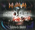 DEF LEPPARD - MIRRORBALL - LIVE & MORE + DVD (Compact Disc)