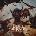 DEVIL YOU KNOW - BEAUTY OF DESTRUCTION -LTD- (Compact Disc)