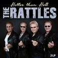 RATTLES - HOTTER THAN HELL (Disco Vinilo LP)