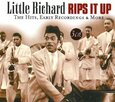 LITTLE RICHARD - HITS EARLY RECORDINGS... (Compact Disc)