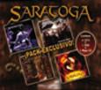 SARATOGA - NO SUFRIRE JAMAS POR TI -PACK- (Compact Disc)