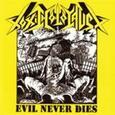 TOXIC HOLOCAUST - EVIL NEVER DIES (Disco Vinilo LP)