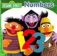 SESAME STREET - NUMBERS (Compact Disc)