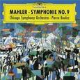 MAHLER, GUSTAV - SYMFONIE NO.9 (Compact Disc)