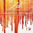 DEBARGUE, LUCAS - MUSIC OF MILOSZ MAGIN (Compact Disc)