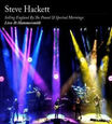 HACKETT, STEVE - SELLING ENGLAND BY POUND & SPECTRAL MORNINGS + DVD (Compact Disc)