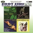 SIMS, ZOOT - 4 CLASSIC ALBUMS (Compact Disc)