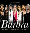 STREISAND, BARBRA - MUSIC... THE MEM'RIES... THE MAGIC! -DELUXE- (Compact Disc)