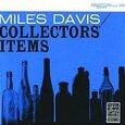 DAVIS, MILES - COLLECTOR'S ITEMS         (Compact Disc)