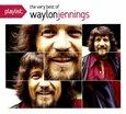 JENNINGS, WAYLON - PLAYLIST  (Compact Disc)