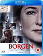 TV SERIES - BORGEN - SERIES 3 (Blu-Ray Disc)