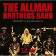 ALLMAN BROTHERS BAND - LIVE (Disco Vinilo LP)