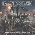 IRON MAIDEN - A MATTER OF LIFE AND DEATH (Compact Disc)