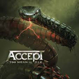 ACCEPT - TOO MEAN TO DIE (Compact Disc)