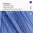 PROKOFIEV, SERGEJ - SYMPHONY NO.5/ROMEO & JUL (Compact Disc)