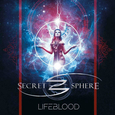SECRET SPHERE - LIFEBLOOD (Compact Disc)