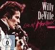 DEVILLE, WILLY - LIVE AT MONTREUX 1994 + DVD (Compact Disc)