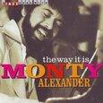 ALEXANDER, MONTY - WAY IT IS (Compact Disc)